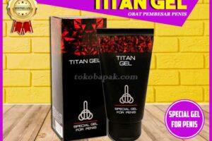 Jual Titan Gel Pembesar Alat Vital di Bolaang Mongondow Timur
