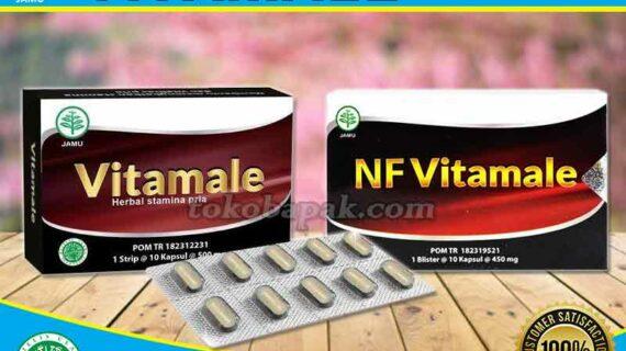Begini Kelebihan Vitamale Untuk Pria Dewasa